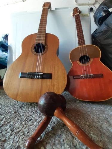cuatro profesional pablo canela, guitarra y maracas .