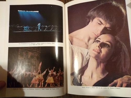 cuatro siglos de ballet. la danza en el mundo 1581-1981