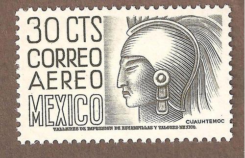 cuauhtemoc serie arqueología nuevo 30 c   c220b l wk 300 ver
