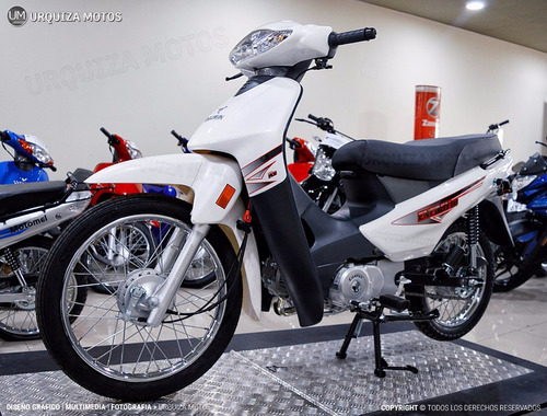 cub corven base energy 110 0km urquiza motos
