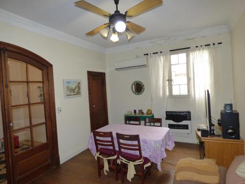 cuba 3400 - ph  3 amb -100 m2 - excelente ubicación - primer piso por escalera
