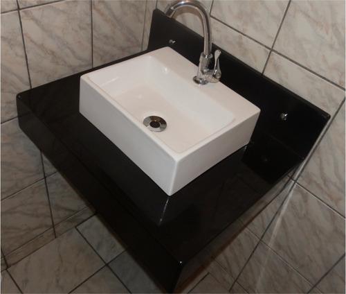 Cuba Apoio Lavatório Pequena Para Banheiro  R$ 99,99 em Mercado Livre -> Cuba Para Lavatorio Banheiro