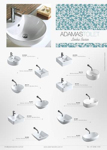 cuba banheiro sobrepor