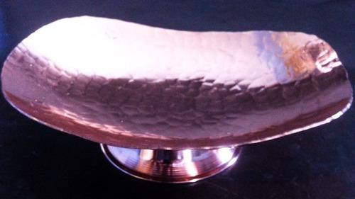 cuba de cobre 25 litros  + torneira + saboneteira + valvula