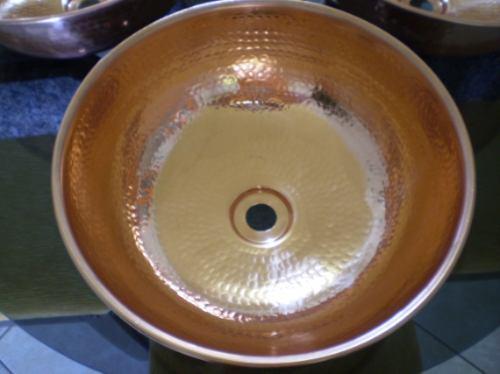 cuba de cobre