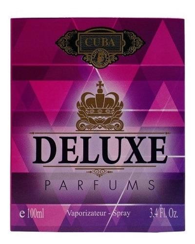 cuba deluxe deo parfum 100ml