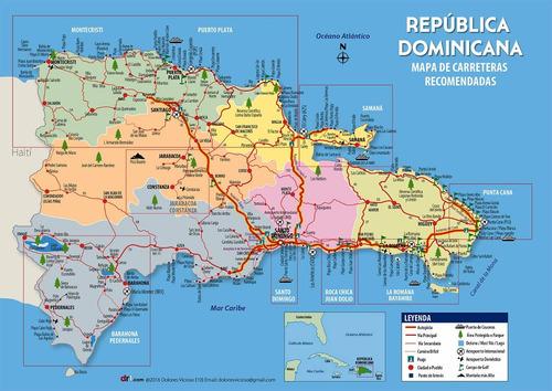 cuba - república dominicana - riviera maya - temporada 2018