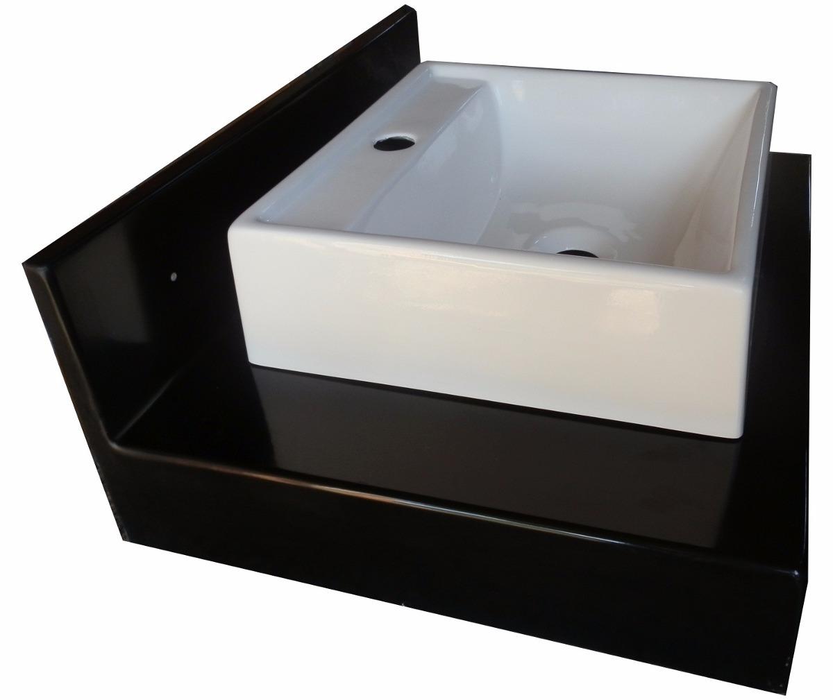 Cuba Sobrepor Para Banheiro Quadrada  R$ 99,99 em Mercado Livre -> Cuba De Sobrepor Para Banheiro Mercadolivre