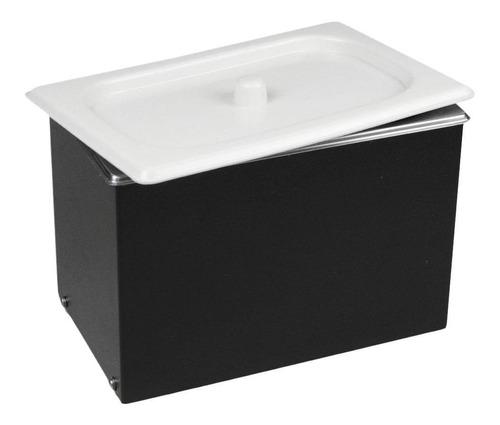 cuba ultrassônica de 3 litros 110v kitest-ka021.cuba3l