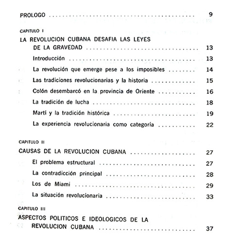 cuba y el che mauricio lebedinsky política y sociedad /cs is