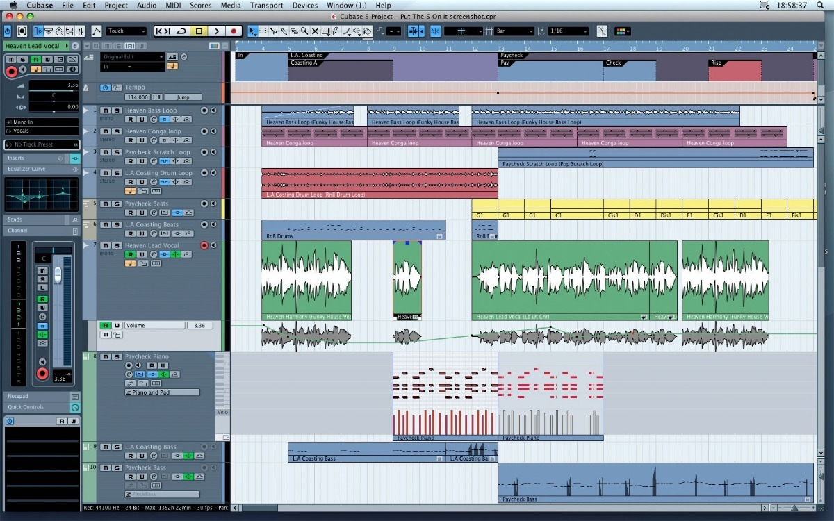 cubase macbook