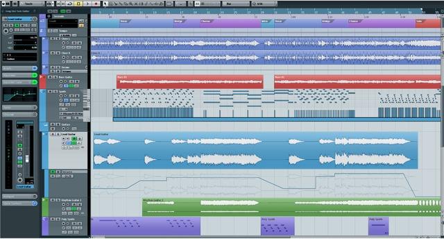 Cubase 5 Pro Full Con Vari Audio  32 Y 64 Bits