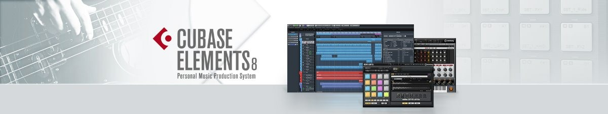 Cubase 8 Elements + Ozone 8 + Waves Completos Pc, Mac