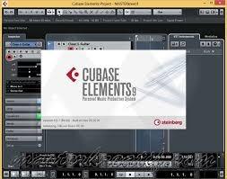 cubase 9 elements