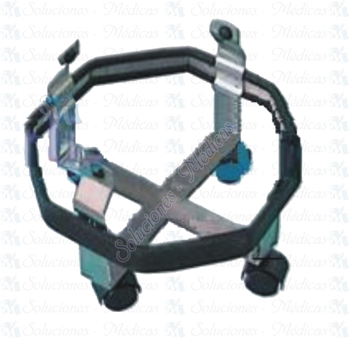 Cubeta de patada con porta cubeta rodable acero inoxidable for Cubetas de acero inoxidable