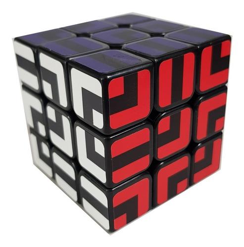 cubetwist 3x3 cubo mágico rubik segunda version