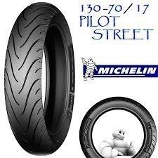 cubierta 17 * 130/70 michelin pilot street r tl/tt 62s ofert