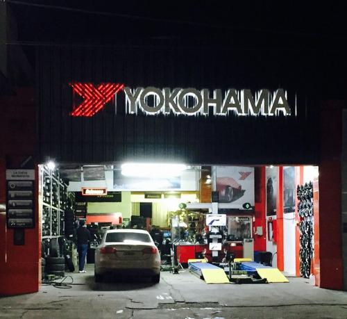 cubierta 185/65r14 es32 yokohama x 2 u.