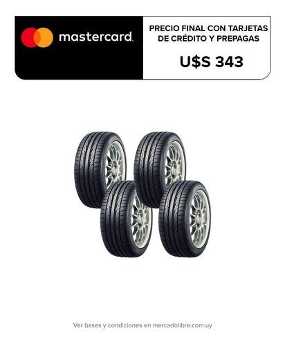 cubierta 205/55/16 toyo drb x4 balanceadas neumático
