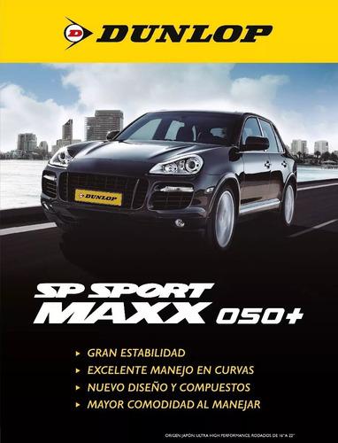 cubierta 265/50r20 (111y) dunlop sp sport maxx 050+