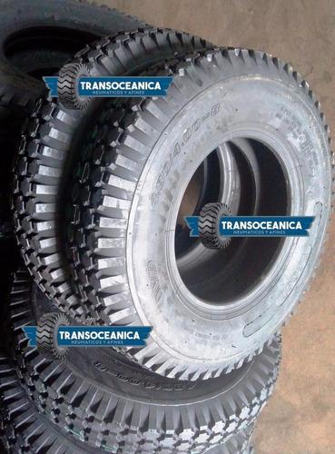 cubierta 480/400/8 reforzada carro carretilla carga tractor