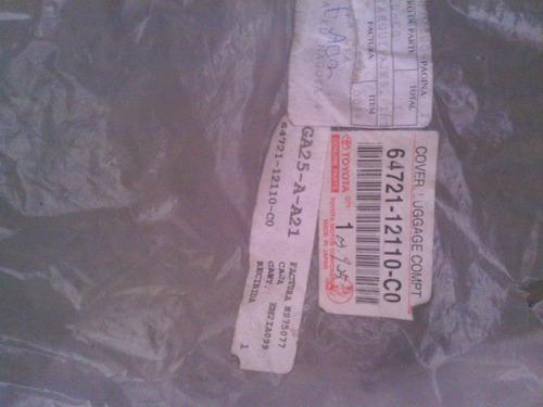 cubierta alfombra de maleta de corolla 97 lado derecho