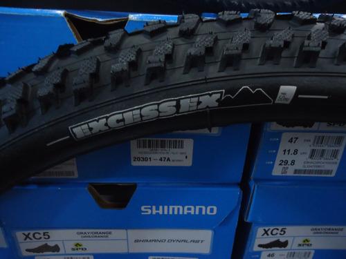 cubierta bicicleta levorin excess ex 26 x 1.95 - racer bikes