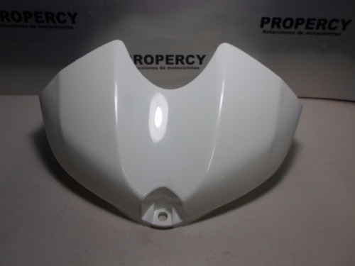 cubierta cover tanque gas yamaha r6r 08-16  plastico abs