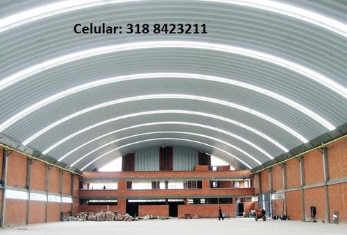 cubierta, cubiertas autoportantes, bodegas, estructuras