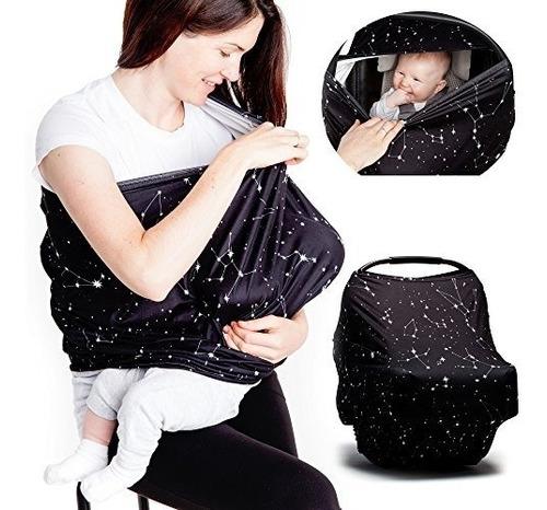 cubierta de asiento de coche de bebé cubierta
