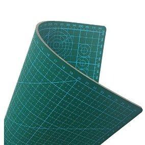 cubierta de corte, mesa de corte, trabajos a2, 45x60cms