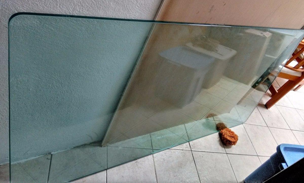 Cubierta de cristal templado p mesa de comedor o escritorio 6 en mercado libre - Cubierta de cristal ...