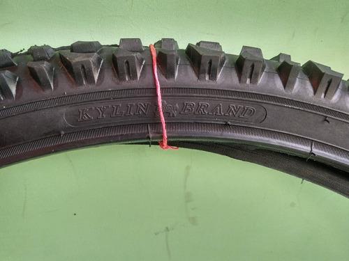 cubierta de goma (caucho) rin 26 bicicleta
