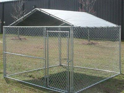 cubierta de kennel para perro mascota carpa canopy