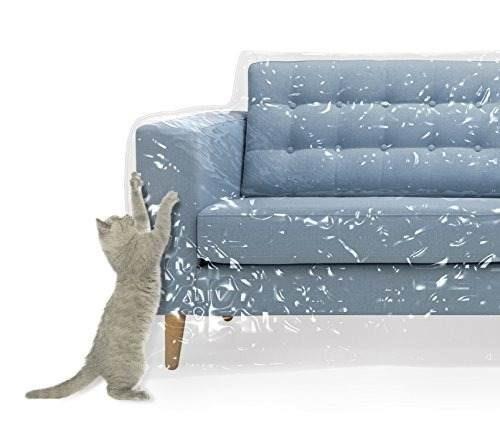 cubierta de plastico para sofa para mascotas - envío gratis