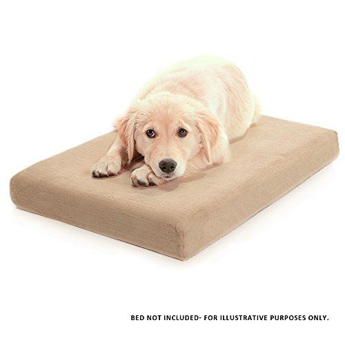 cubierta de reemplazo antideslizante desmontable de la cama