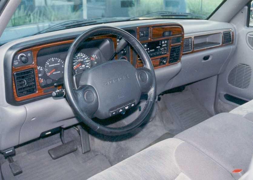 Cubierta De Tablero Para Camionetas Dodge Ram 1994 1997