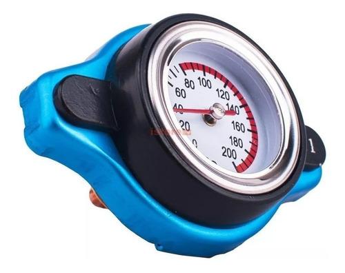 cubierta de tapa del radiador del medidor termostático