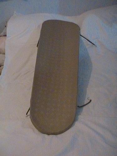 cubierta de tela de teflon adherible 3mm.para tintoreria 42