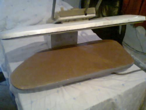 cubierta de tela de teflon para planchas tipo tintoreria