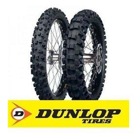 Cubierta Dunlop Mx33 100-90-19 $6900  Hondalomas