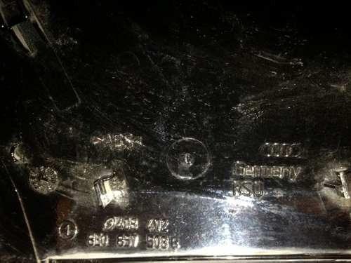 cubierta espejo audi a4 s4 b6 b7 negro original