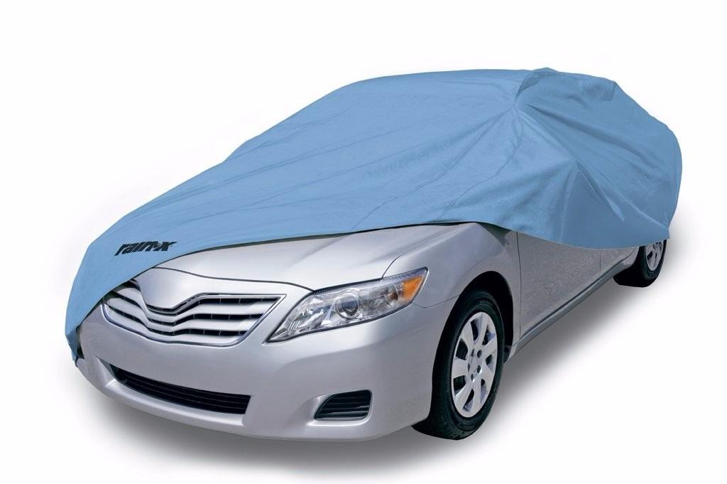 Cubierta funda cobertor de felpa rain x auto mediano m en mercado libre - Fundas para auto ...
