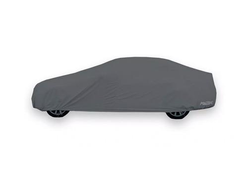cubierta funda cubre auto lona afelpada mediana