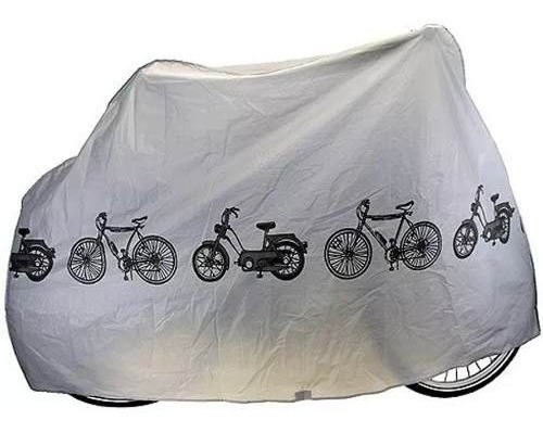 cubierta funda para bicicleta motoneta vespa scooter d1006