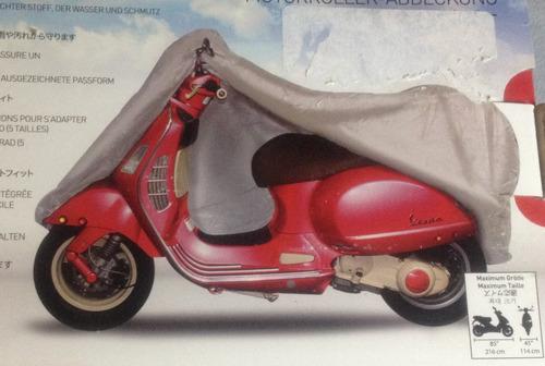 cubierta funda para motos tipo motoneta, marca moda