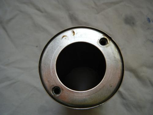 cubierta funda tubo faldon de barra de suspension vstar star