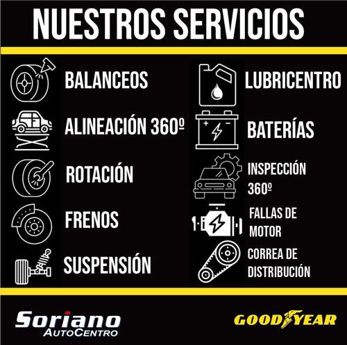 cubierta goodyear 235/55 r18 104v efficientgrip performance