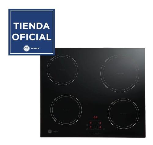 cubierta inducción 60 cm negra ge profile - pip6014s