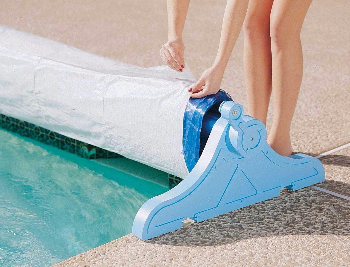Cubierta lona protector alberca piscina poly tarp 6 m for Protector para piscina
